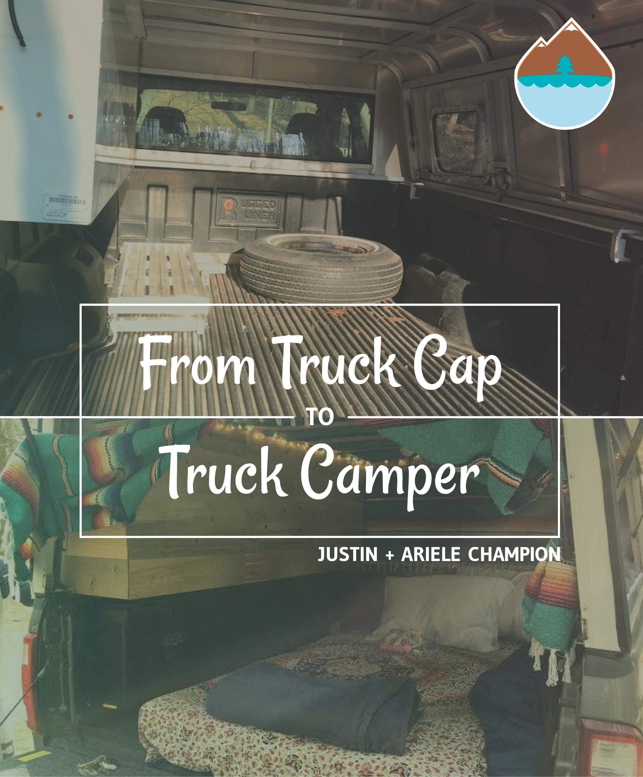 Building a DIY Truck Camper