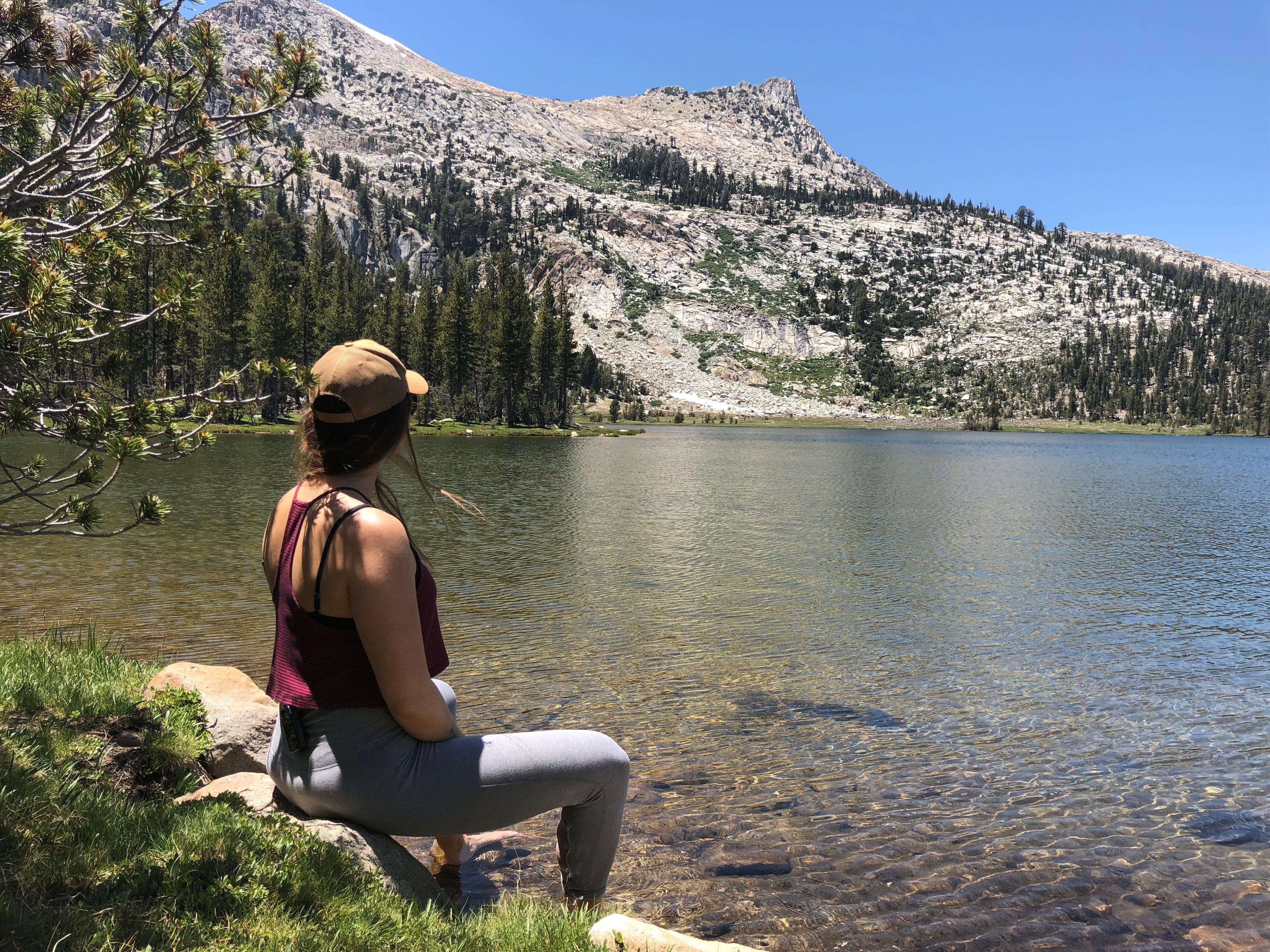 elizabeth lake
