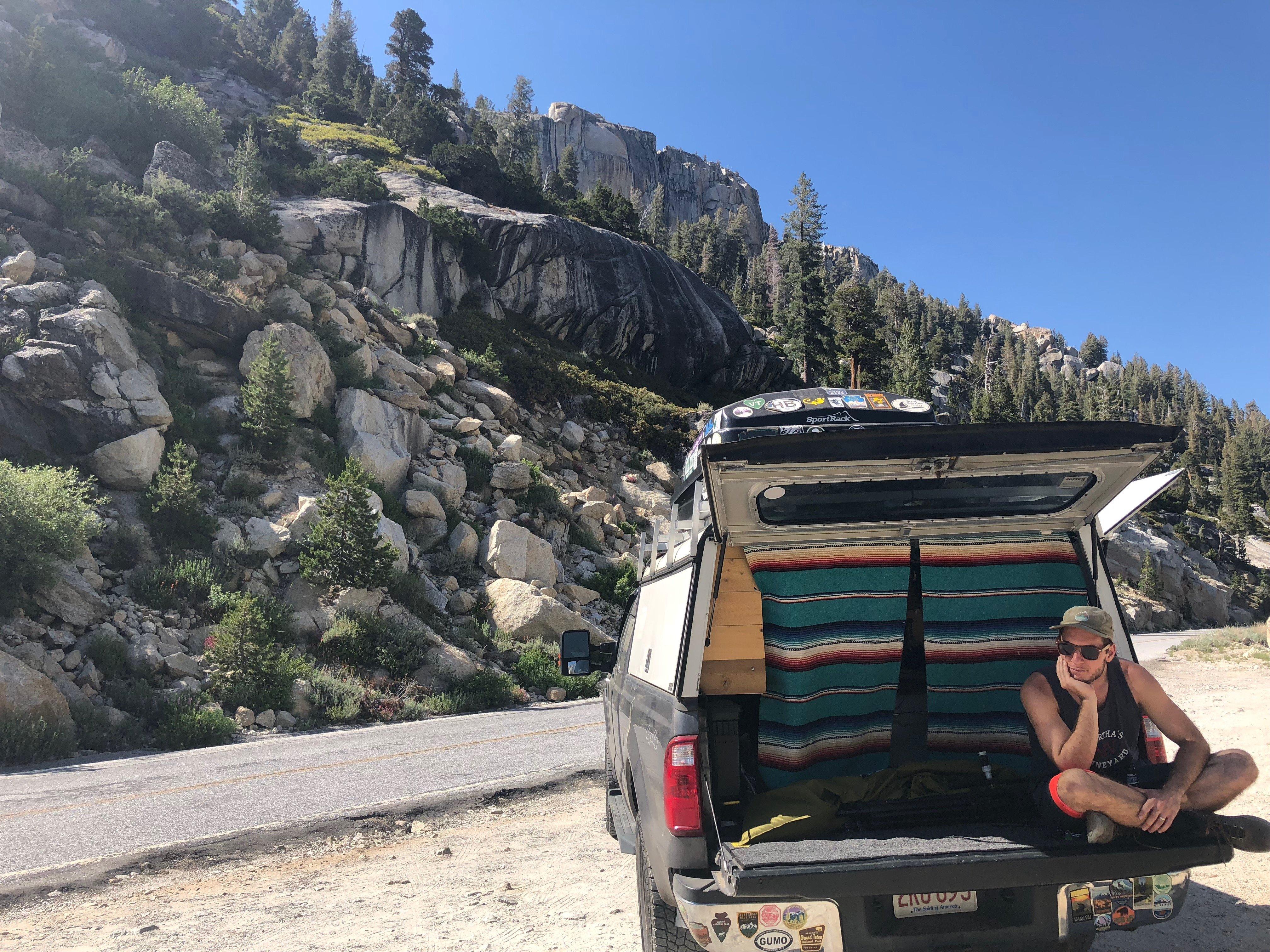 George in Yosemite