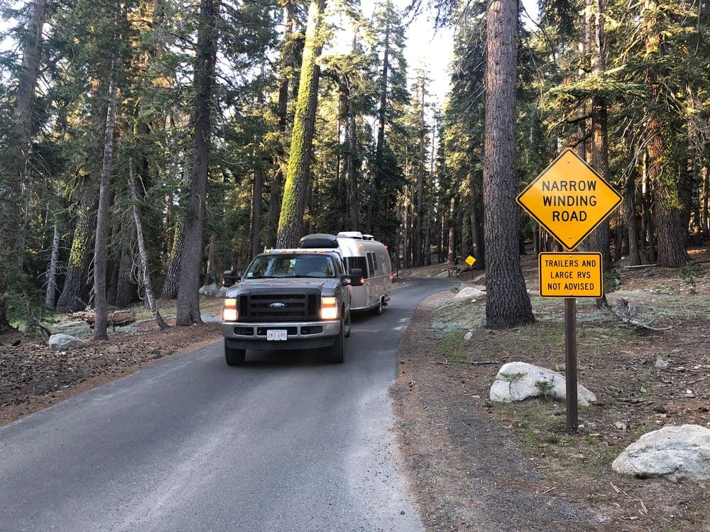 yosemite creek campground