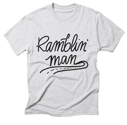 Ramblin' Man tee