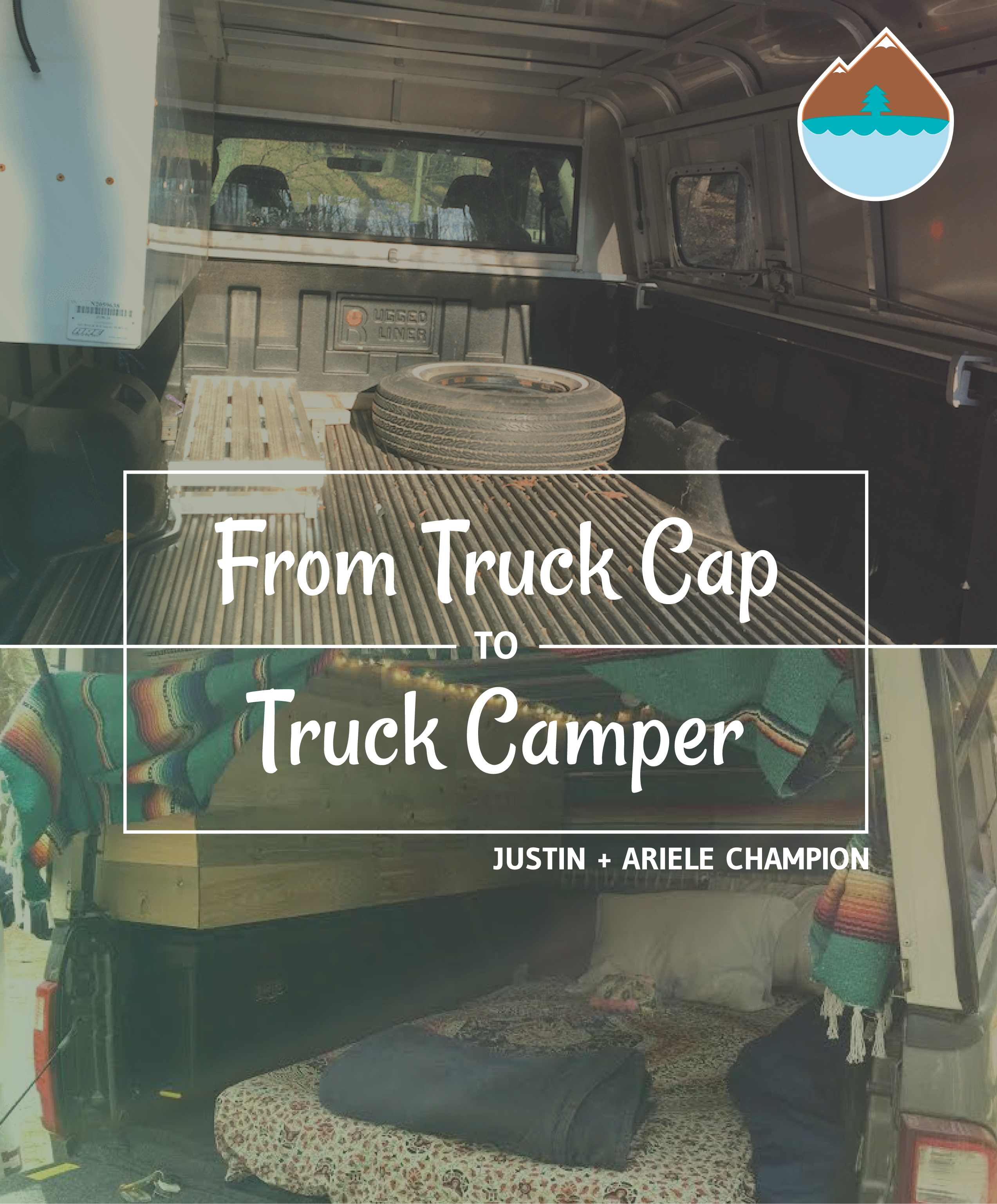 Learn How To Build A Diy Truck Camper Tutorial